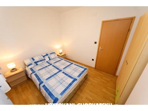 Appartements Meljančić - ostrov Vir Kroatien