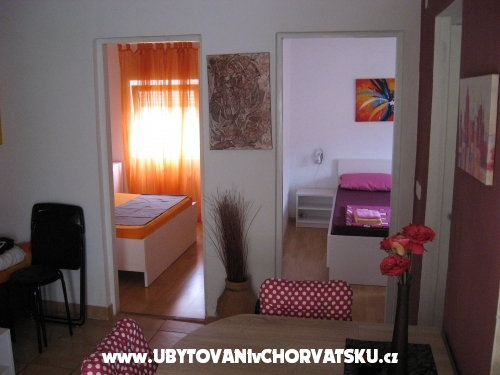 Apartmanok otok Vir - ostrov Vir Horvátország