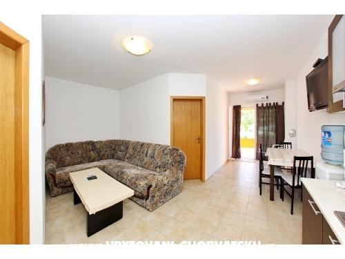 Appartements Pavić - Sapavac - ostrov Vir Croatie