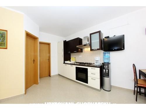 Apartmány Pavić - Sapavac - ostrov Vir Chorvatsko