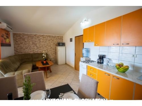 Apartmanok Pavic - ostrov Vir Horvátország