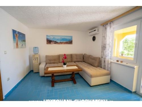 Apartmány Pavic - ostrov Vir Chorvátsko