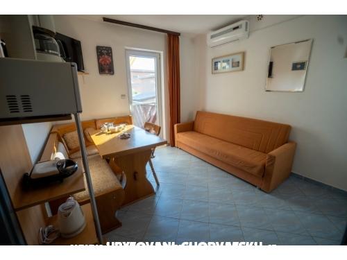 Appartementen Pavic - ostrov Vir Kroatië