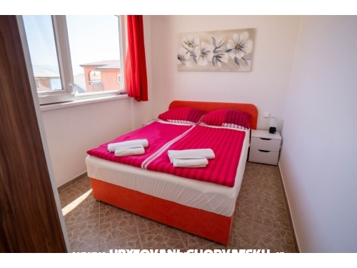Appartements Pavic - ostrov Vir Croatie