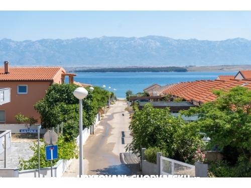Appartements Pavic - ostrov Vir Kroatien