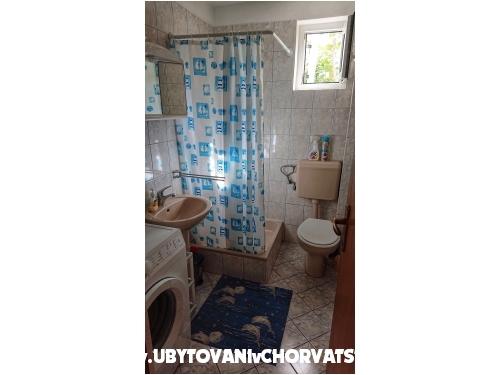 Apartmani Pea�inovi� - ostrov Vir Hrvatska