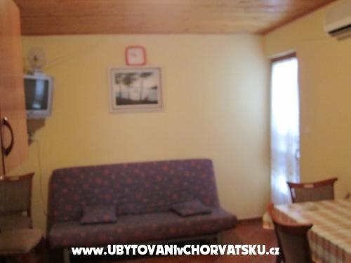 Apartmány Pedic - ostrov Vir Chorvatsko