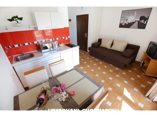 Kuća Peša - ostrov Vir Hrvatska