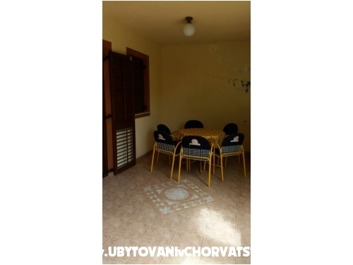Apartmány Petar - ostrov Vir Chorvatsko