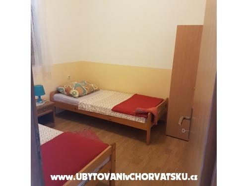Apartmány Petar - ostrov Vir Chorvátsko