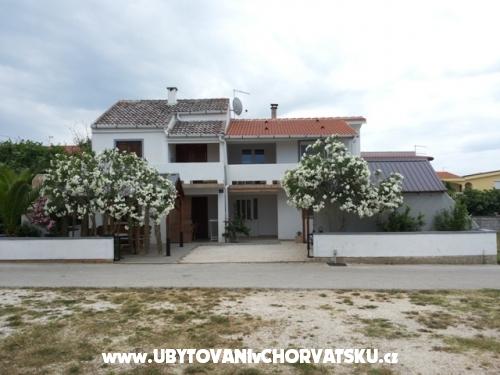 Apartamenty Robi - ostrov Vir Chorwacja