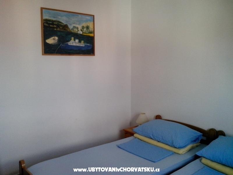 Apartmanok Robi - ostrov Vir Horv�torsz�g