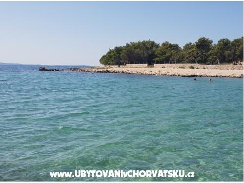 Apartmány Samanta Vir - ostrov Vir Chorvátsko