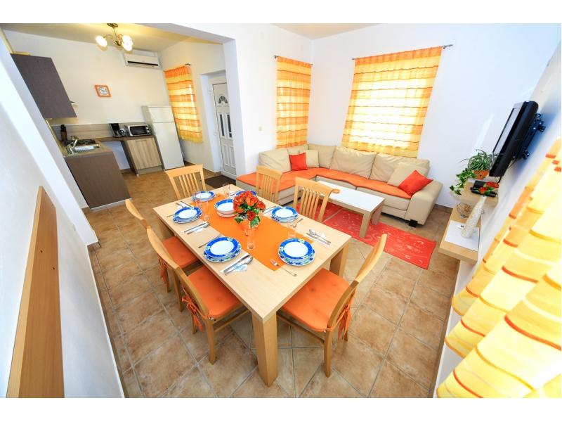 Apartm�ny Sapavac - ostrov Vir Chorvatsko