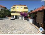 Apartmány Šarić A&K - ostrov Vir Chorvatsko