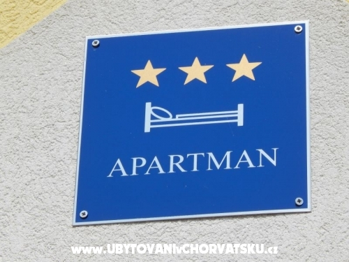 Apartm�ny �ari� A&K - ostrov Vir Chorv�tsko