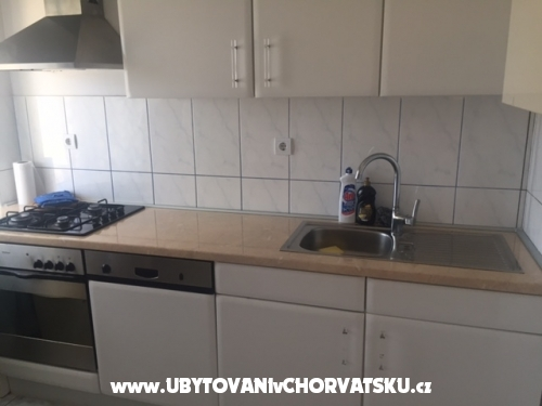 Apartmanok Šarić A&K - ostrov Vir Horvátország