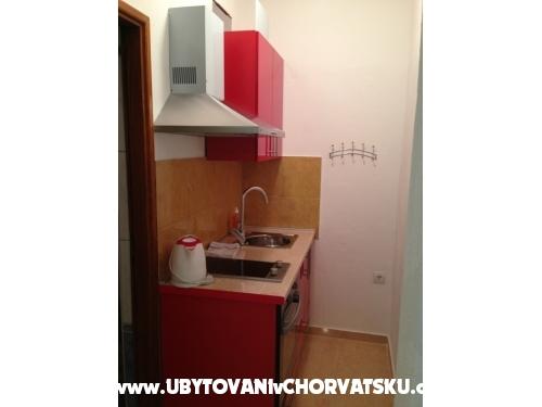 Apartmány SARIC A - ostrov Vir Chorvatsko