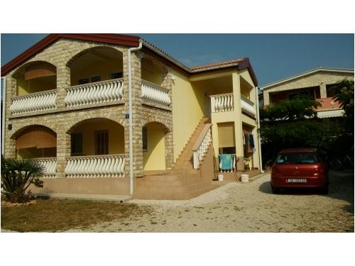 Appartements Slavko - ostrov Vir Croatie