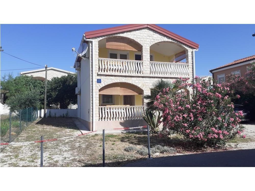 Appartements Slavko - ostrov Vir Kroatien