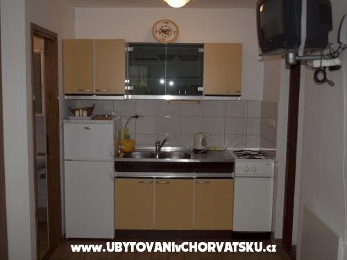 апартаменты �tefanija - ostrov Vir Хорватия