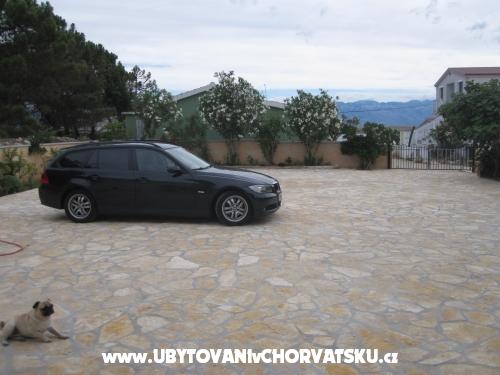 Apartmány Stueckler - ostrov Vir Chorvatsko