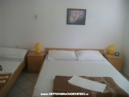 Appartements Stumberger - ostrov Vir Croatie