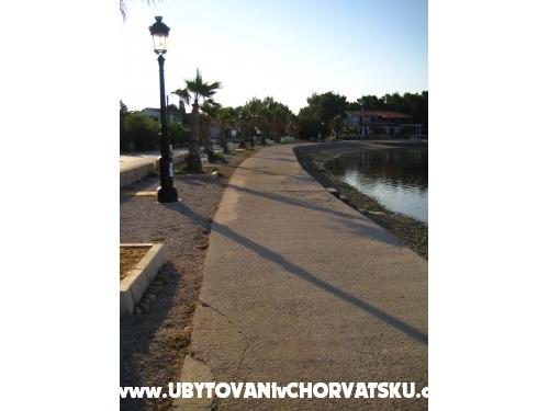 Apartmány Sunce - ostrov Vir Chorvátsko