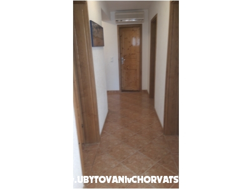 Apartments Topalovic - ostrov Vir Croatia