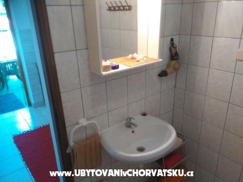 Apartmány Vinko Stumberger - ostrov Vir Chorvatsko