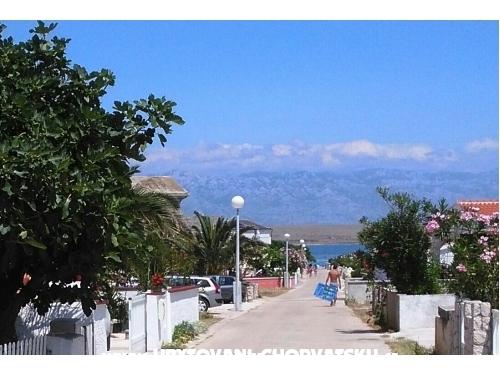 Apartmani Vinko Stumberger - ostrov Vir Hrvatska