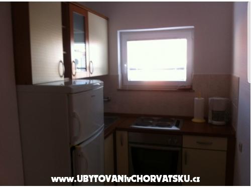 Vir apartmans - ostrov Vir Chorvatsko