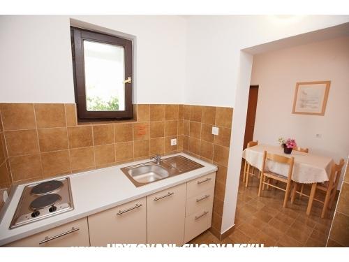 Apartmanok Budija / Lavanda - ostrov Vir Horvátország