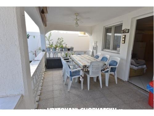 Apartmanok Žaja - ostrov Vir Horvátország