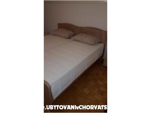 Apartmani Barica - ostrov Vir Hrvatska