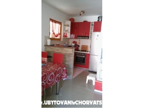 апартаменты Barica - ostrov Vir Хорватия