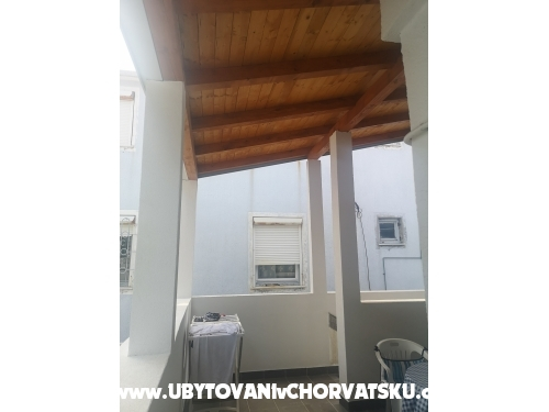 Apartmány Plaža - ostrov Vir Chorvátsko