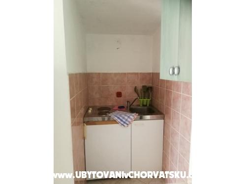 Apartmány - ostrov Vir Chorvatsko