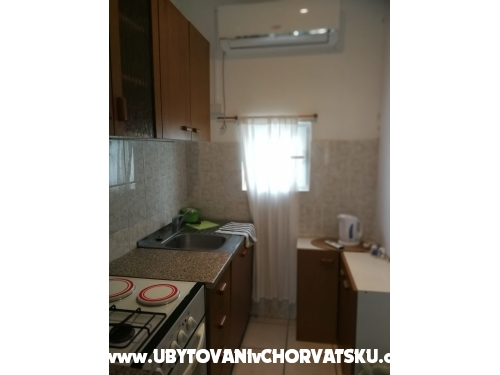 Appartements - ostrov Vir Croatie