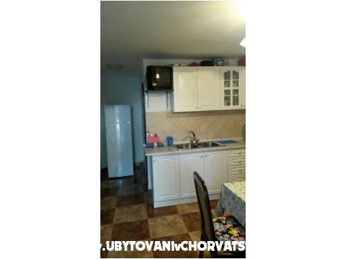 Apartmán Lučica - ostrov Vir Chorvatsko