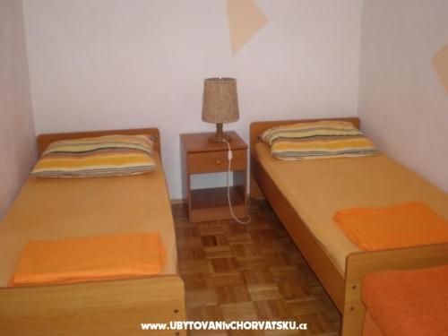 Apartamenty Pogacic - ostrov Vir Chorwacja