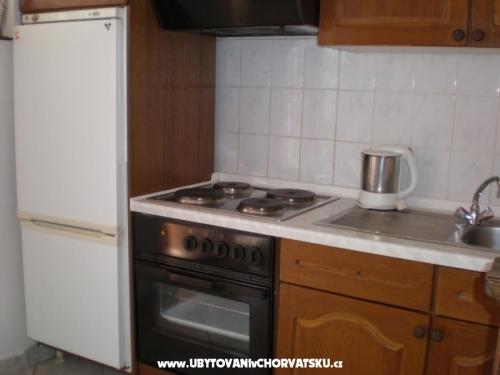 Apartmanok Pogacic - ostrov Vir Horvátország