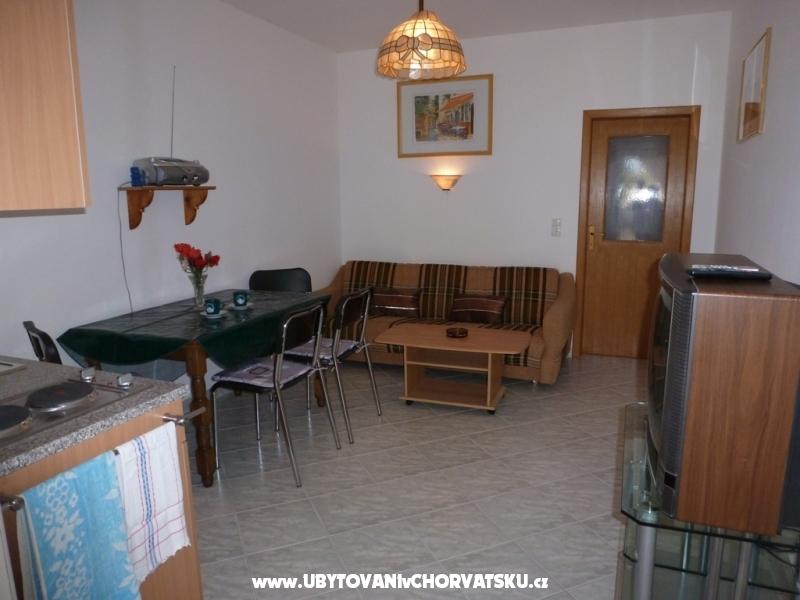 Apartmenthaus Paul - ostrov Vir Croatia