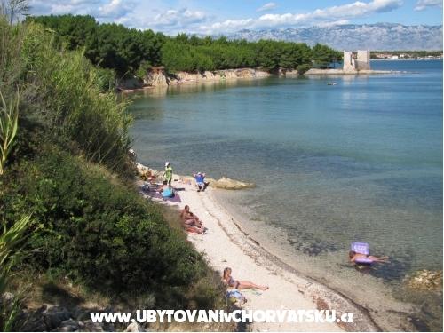 Appartementhaus Paul - ostrov Vir Kroatien