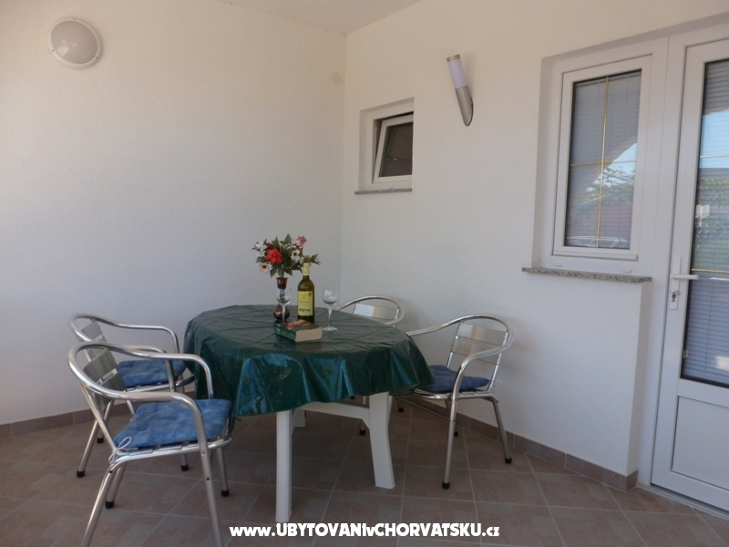 Apartmenthaus Paul - ostrov Vir Croatia