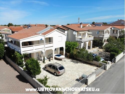 Apartmány Davorka - ostrov Vir Chorvátsko