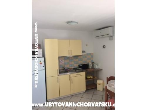 Apartmány Flanell - ostrov Vir Chorvátsko