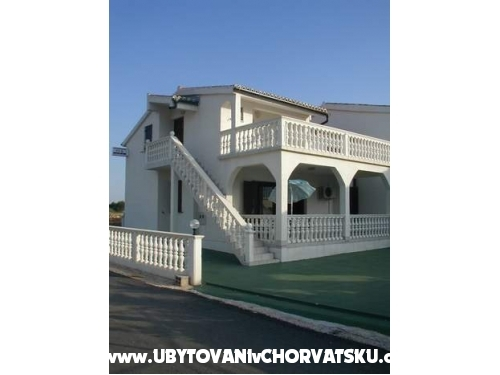 Apartments IVA - ostrov Vir Croatia