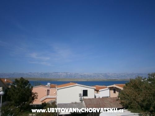 апартаменты Kozic - ostrov Vir Хорватия