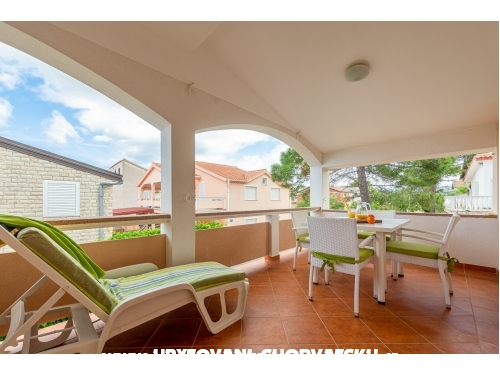 Apartments Luka - ostrov Vir Croatia